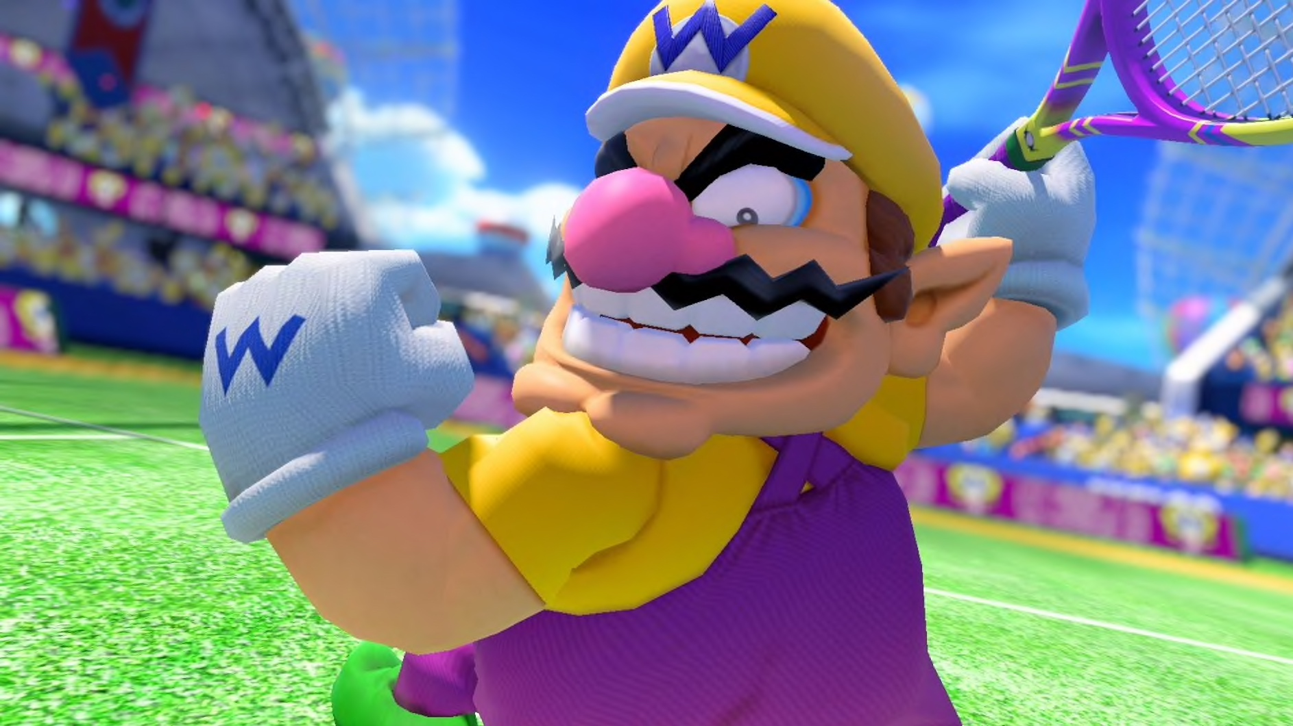 Wario Tennis Outfit