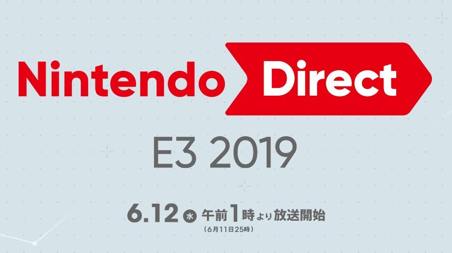 Nintendo Direct – Japanese Nintendo