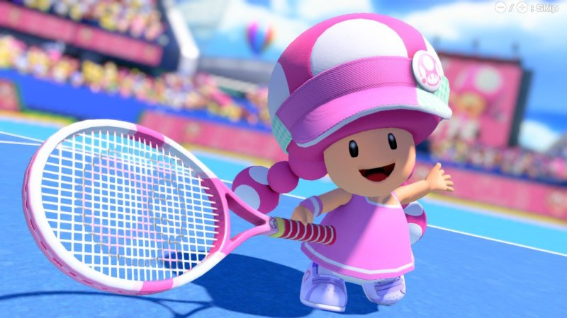 Toadette Tennis Outfit