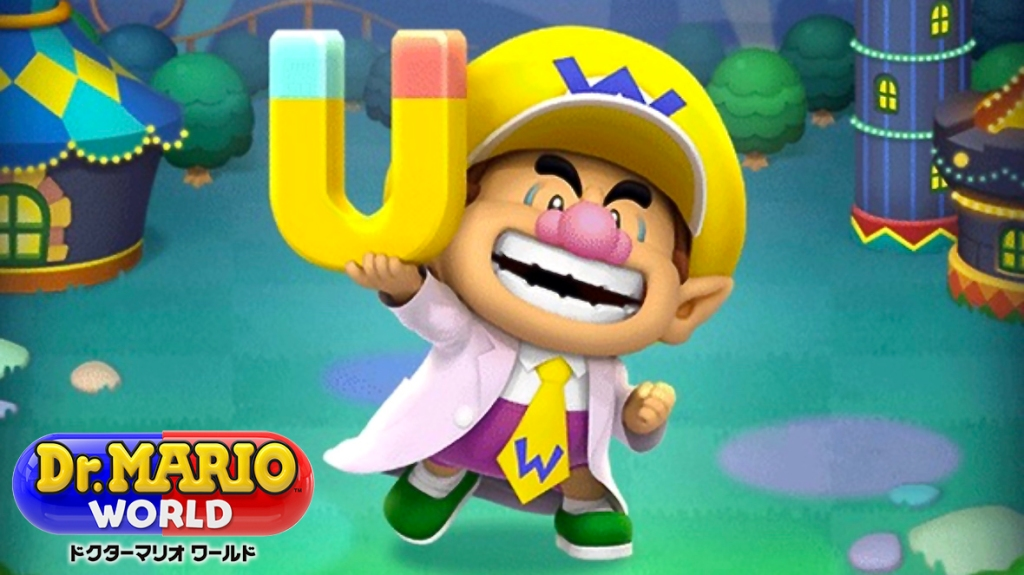 Dr. Baby Wario