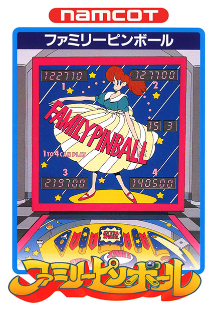 Family Pinball