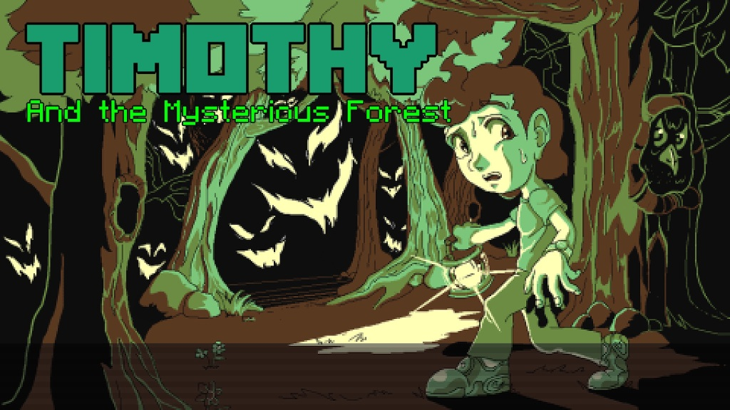 Timothy and the Mysterious Forest