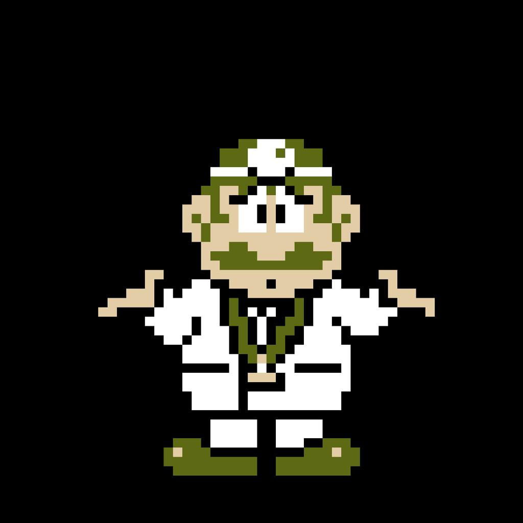 8-Bit Dr. Mario