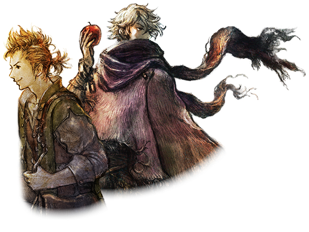 Alfyn & Therion