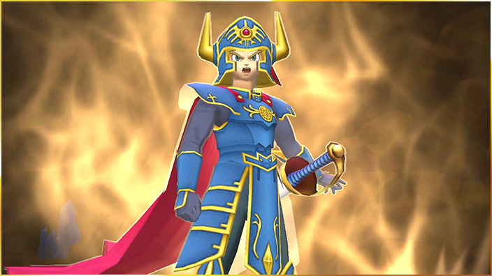 Dragon Quest Rivals Ace