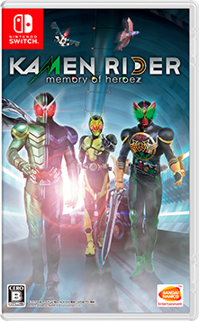 KAMEN RIDER: Memory of Heroez Switch NSP XCI
