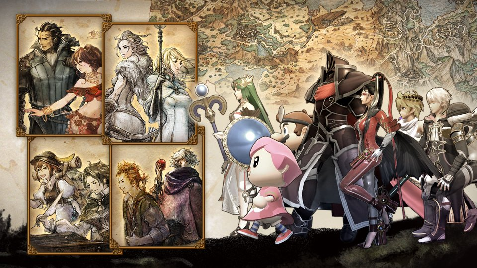 Second Anniversary of OCTOPATH TRAVELER