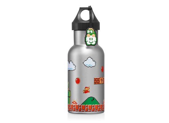Super Mario Stainless Bottle