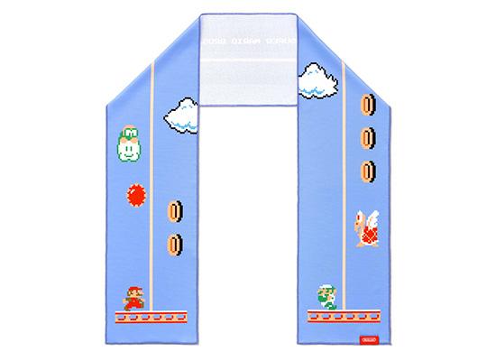 Super Mario Travel Cool Towel