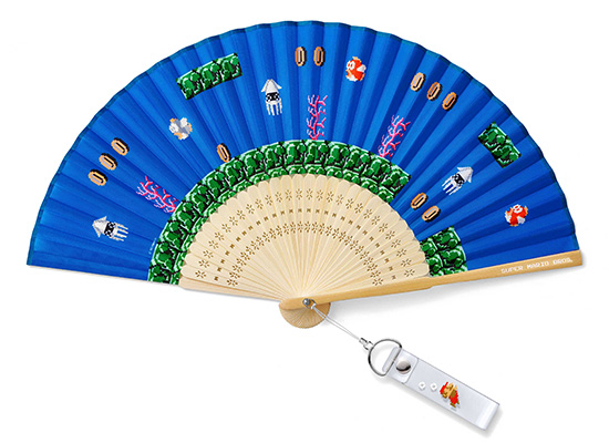 Super Mario Travel Fan