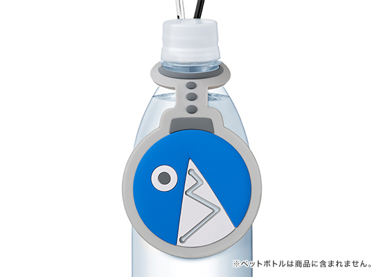 Super Mario Travel Towel & PET Bottle Holder