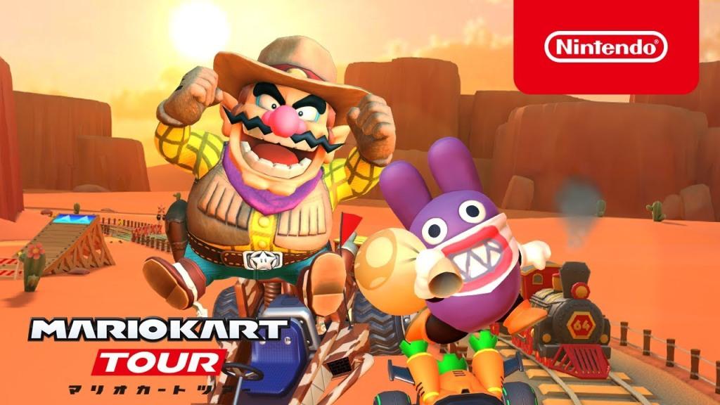 Mario Kart Tour Japanese Nintendo