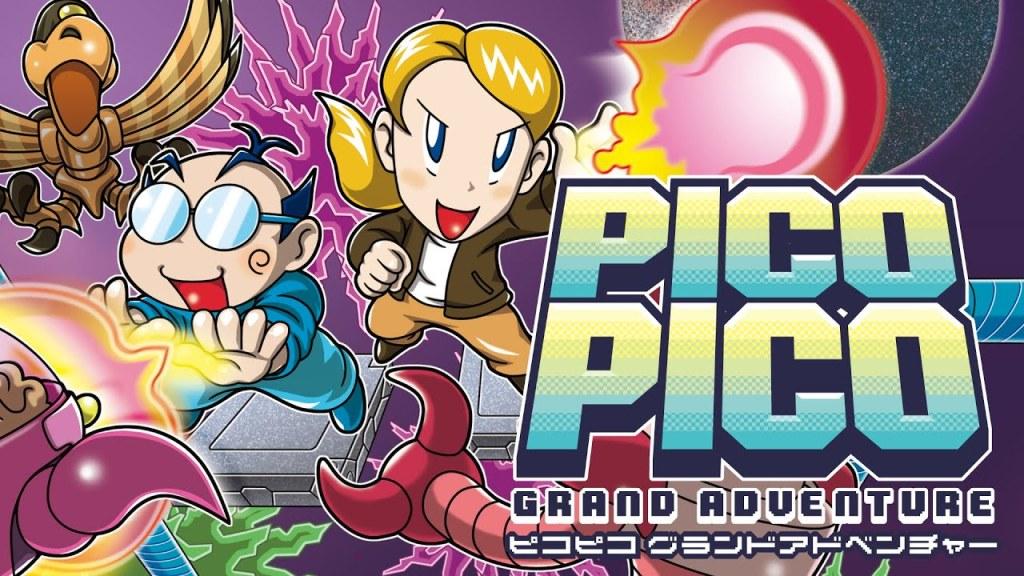 Pico Pico Grand Adventure