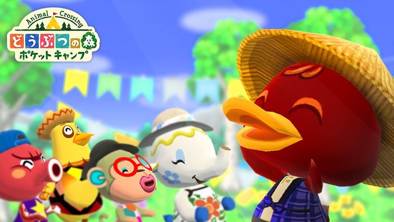 Animal Crossing Pocket Camp Bill