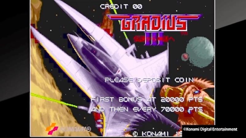 Gradius III