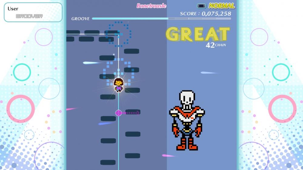Groove Coaster Wai Wai Party!!!! + UNDERTALE Pack Okaidoku Set