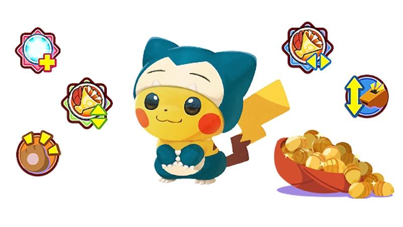Snorlax Maniac Pikachu