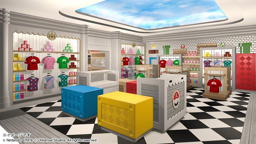 Mario Cafe & Store