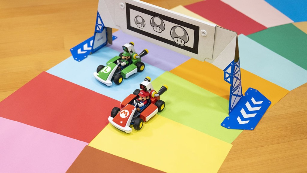Mario Kart Live: Home Circuit