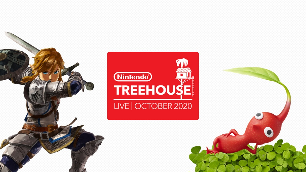 Nintendo Treehouse: Live | October 2020