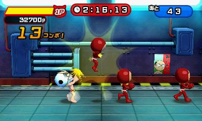 Oh! Gatti-man Kyuukyoku no Omega Chinpou to Momige 26