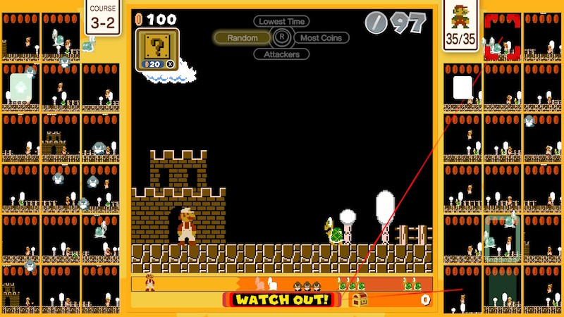 Super Mario Bros. 35 A Halloween Spectacle