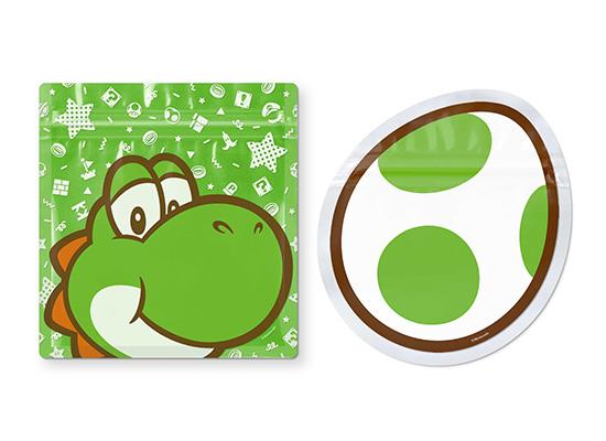Yoshi / Egg Zipper Bags