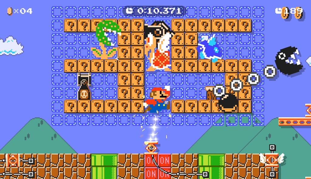 35th Anniversary Auto-Mario