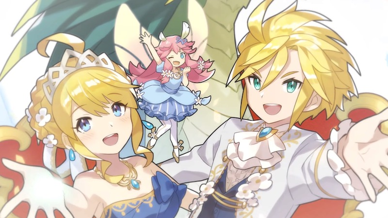Dragalia Lost × Princess Connect! Re: Dive