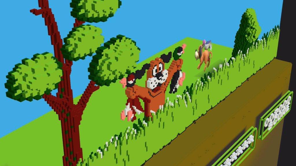 Super Smash Bros. Ultimate Duck Hunt
